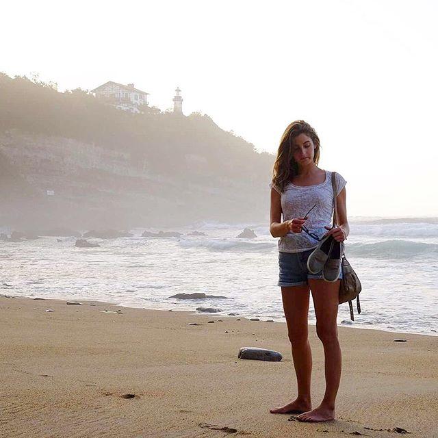 Jolie truite de mer 🌊