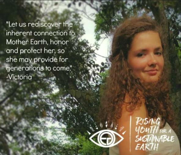 Victoria Roach, age 16