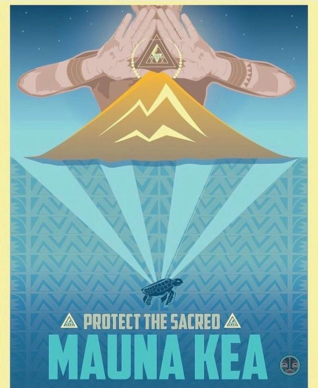 This is a call to action! Hundreds of Earth Guardians and Land protectors stand at the sacred mountain of Mauna Kea right now to stop the building of the TMT telescope. Please support the native people of Hawai'i' to bring awareness to the situation by reposting this photo and your stories hash tagging #ProtectMaunaKea + #WeAreMaunaKea, and sharing any testimonials of your experience this special place and why it is so important to keep this land preserved and sacred!  @ protectmaunakea @wearemaunakea @iunify @hawanemusic @nahkobear @auntypua @kanakakaliloa @earthguardians @urbannativeera @joeyymontoya  #protectmaunakea #wearemaunakea #ohana #protectthesacred #earthguardians