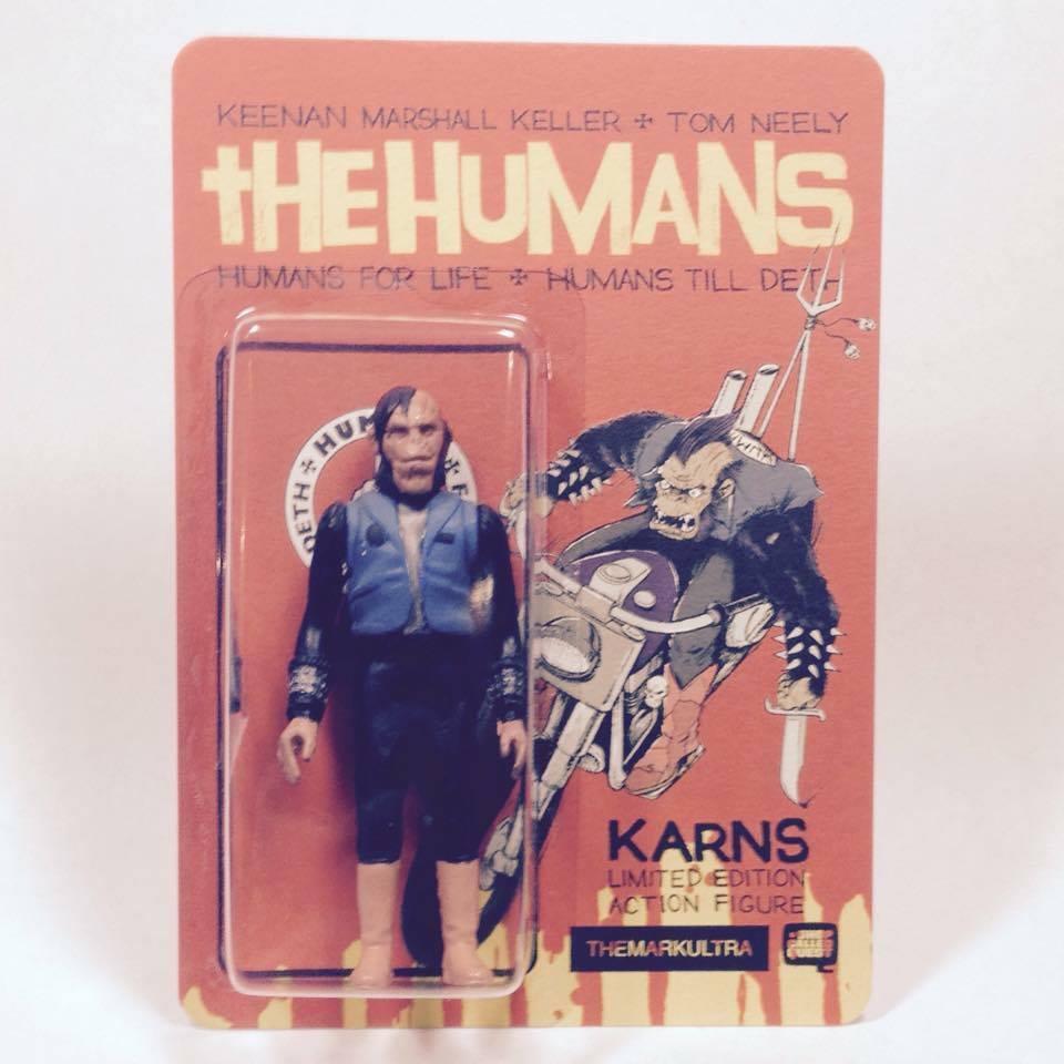 KARNS (Edition of 25)  - $55