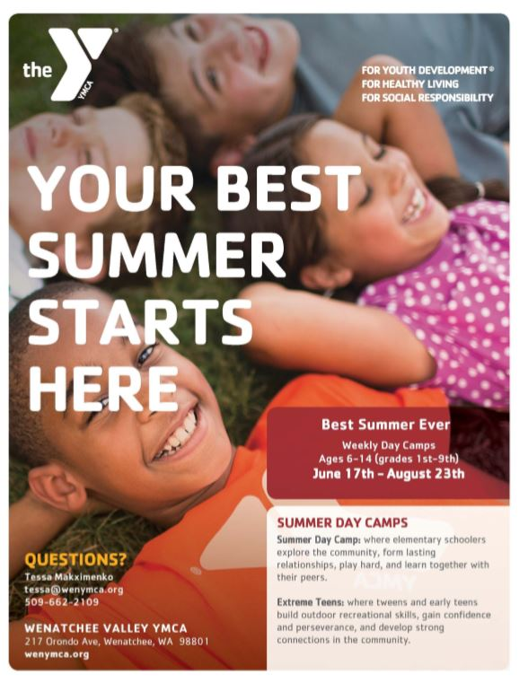 2019 YMCA SUMMER CAMPS