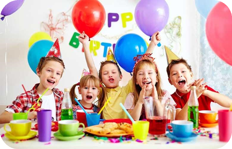 Parties & Celebrations - Have your child's next birthday party at the Wenatchee Valley YMCA! We offer a variety of options that are sure to please the birthday boy or girl and their guests and make it a day to remember!