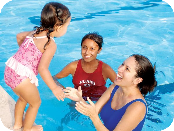 SWIM LESSONS - Learning to be a better swimmer can help kids build self-confidence and self-esteem and is an easy way to stay physically active and improve strength, flexibility and endurance. Safety around water is paramount for all children so start their lessons early!