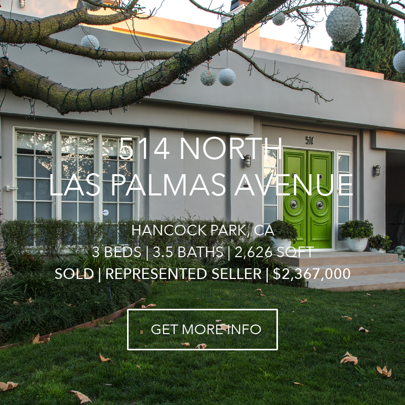 514 N. Las Palmas Avenue | Hancock Park