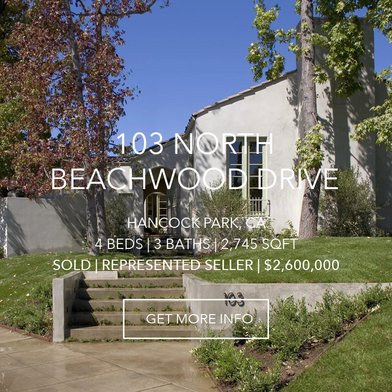 103 N. Beachwood Drive | Hancock Park
