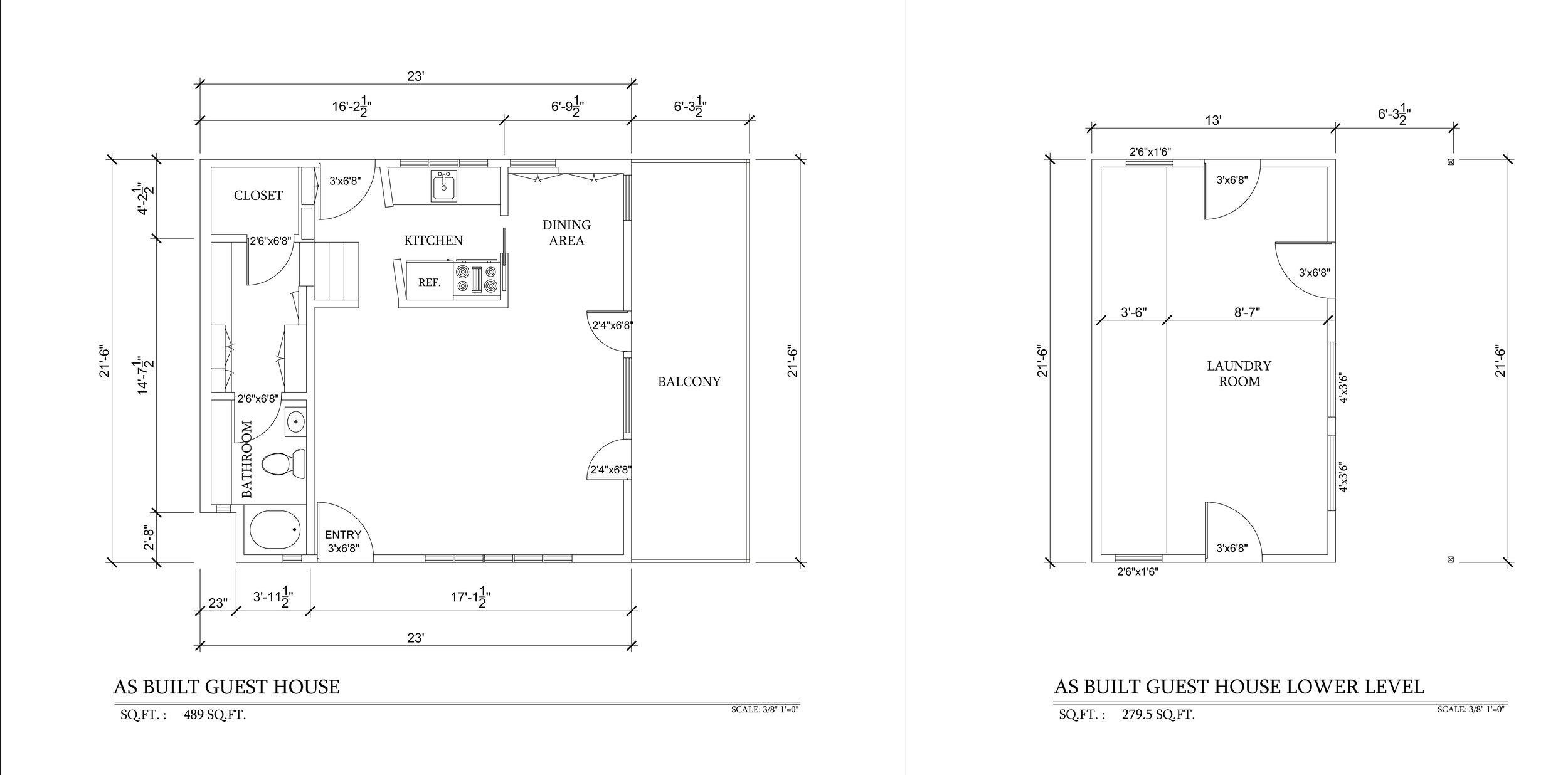 As Built Guest Room 3355 N copy.Knoll Dr 3-15-15.jpg