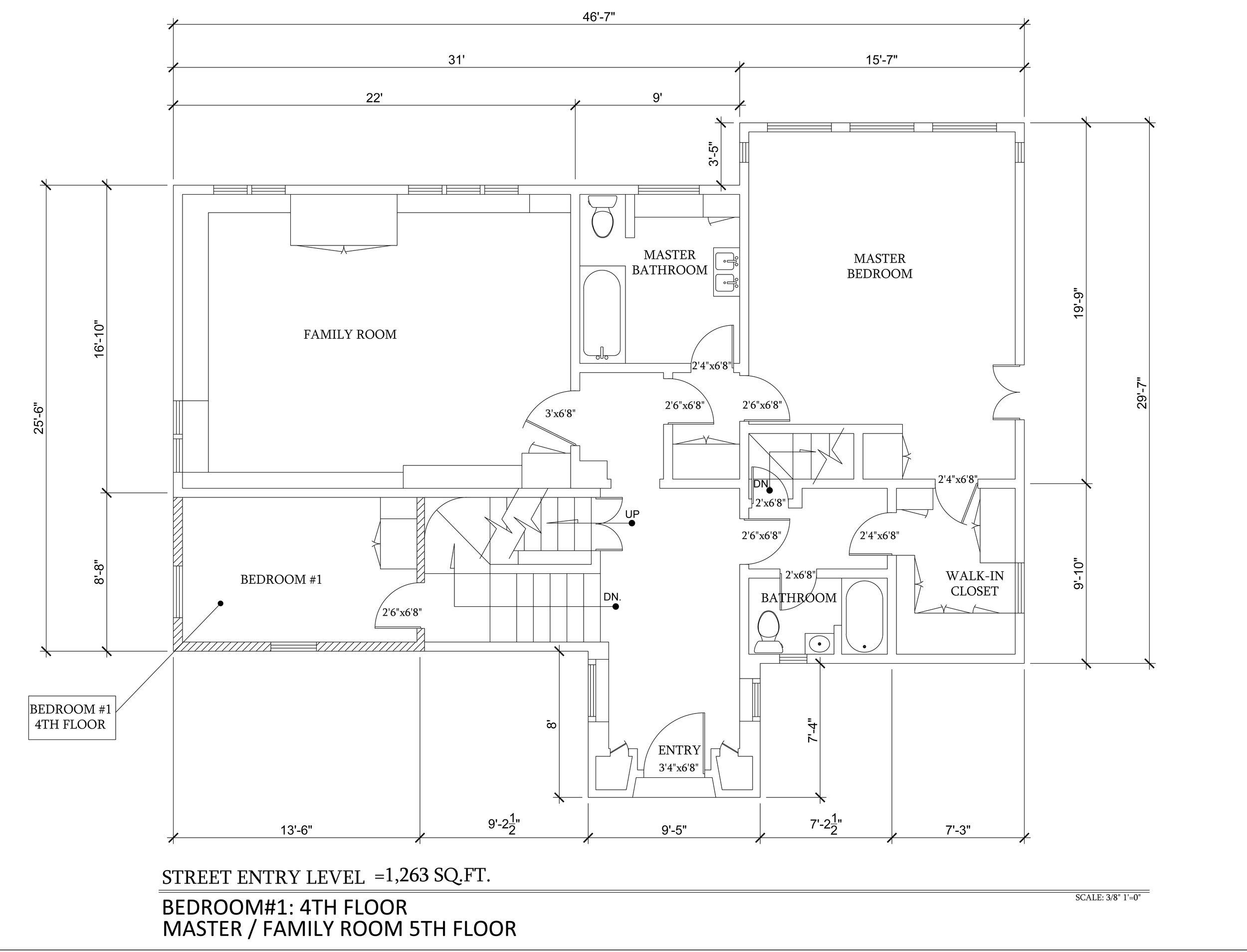 As Built 4th & 5th Floor 3355 N copy.Knoll Dr 3-15-15.jpg