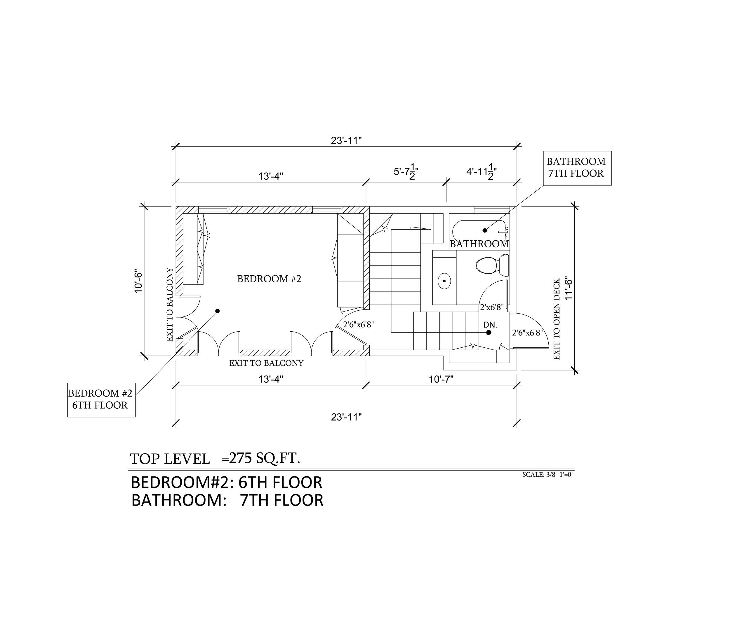 As Built 6th & 7th Floor 3355 N copy.Knoll Dr 3-15-15.jpg