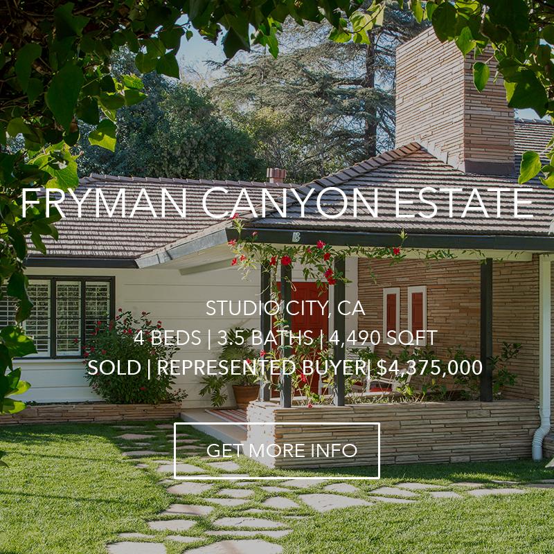 Fryman Canyon Estate