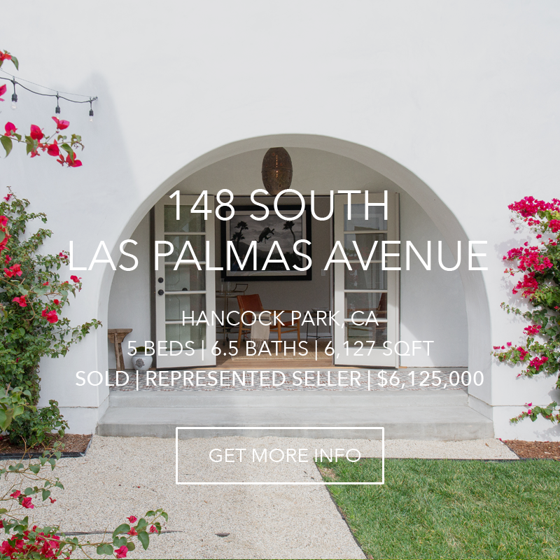 148 S. Las Palmas | Hancock Park