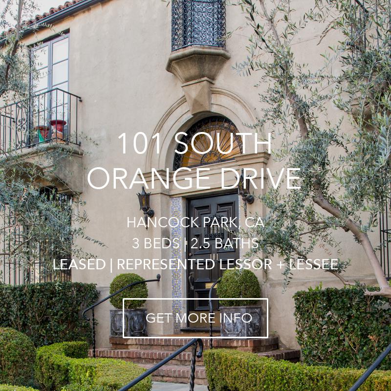 101 S. Orange Dr | Hancock Park
