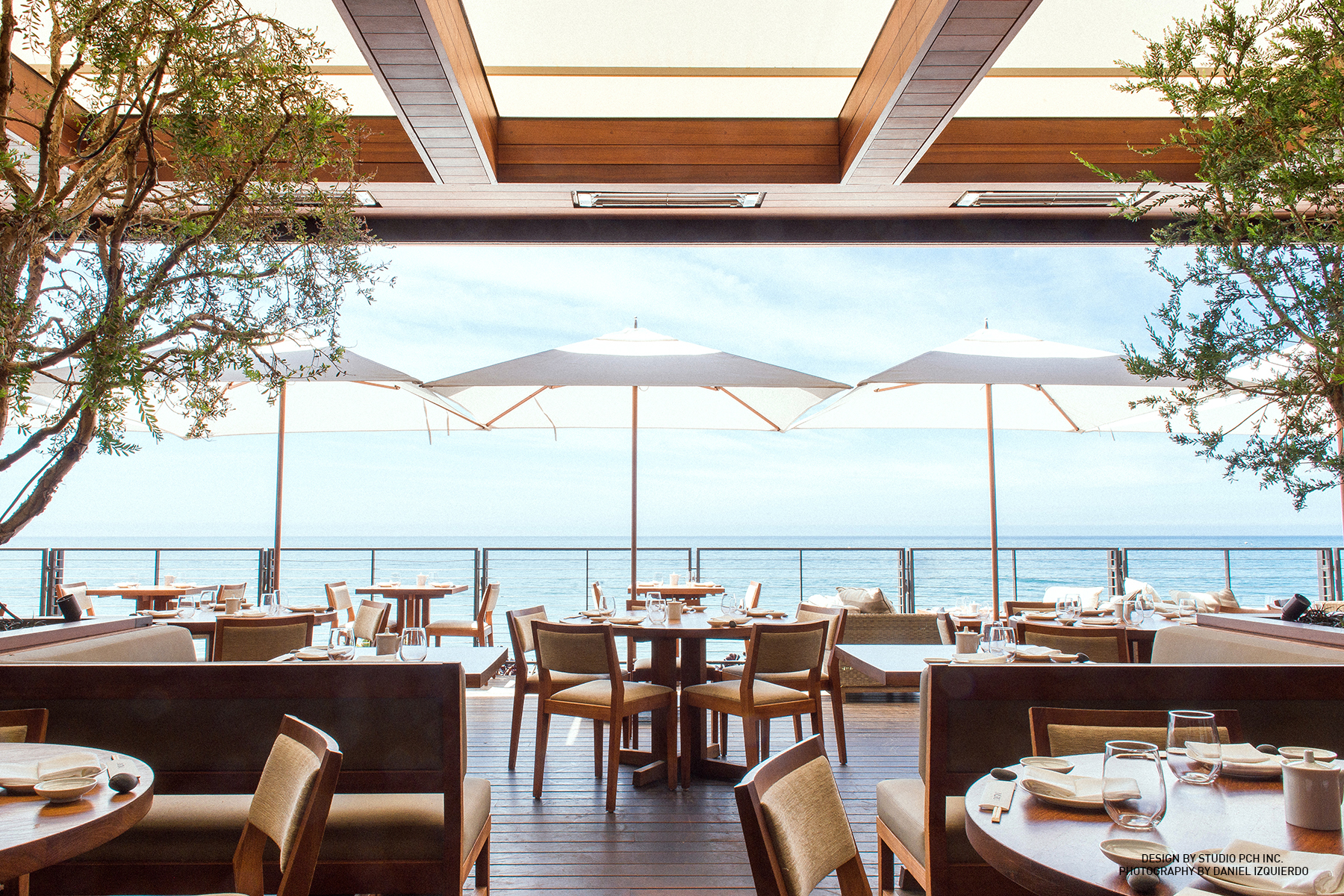My whole family loves going to Nobu Malibu for meals. Photo by Nobu.