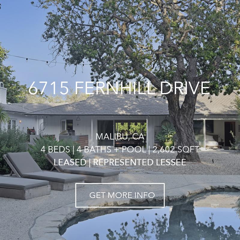 6715 Fernhill | Malibu, CA