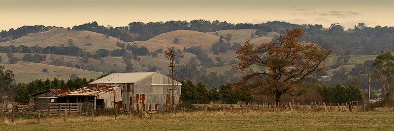 Tourism in rural Australia