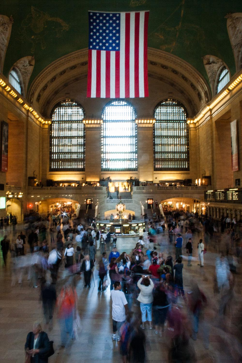 Grand Central Station: NYC