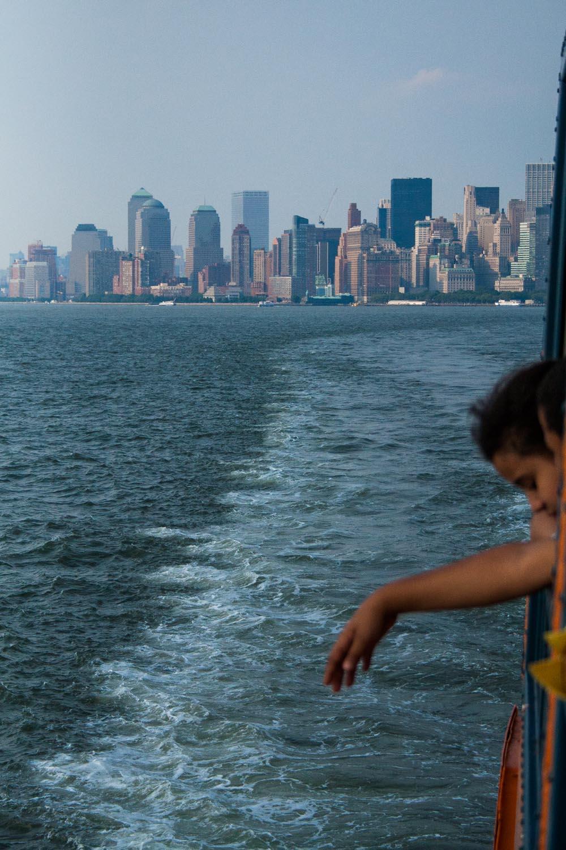 The Staten Island Ferry, 2007