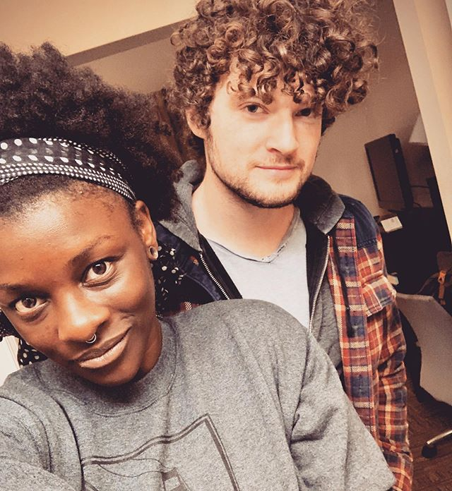 Getting out of town. Maybe not coming back... 🍂🍁 . . . #syracuse #weekendtrips #bestfriend #boyfriend #love #bighair #upstateny #autumn