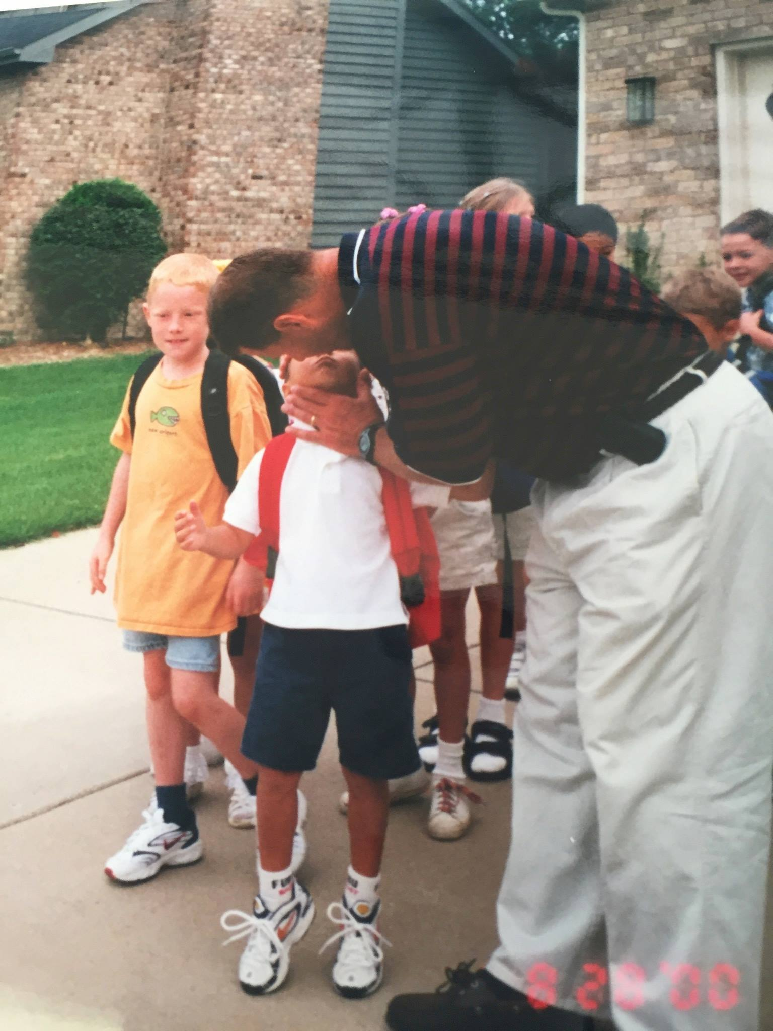 That scary first day of school!