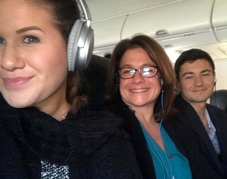 on plane heading to SBLII.jpg