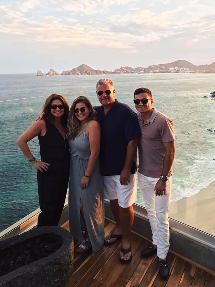 2019 family vacation to Cabo San Lucas