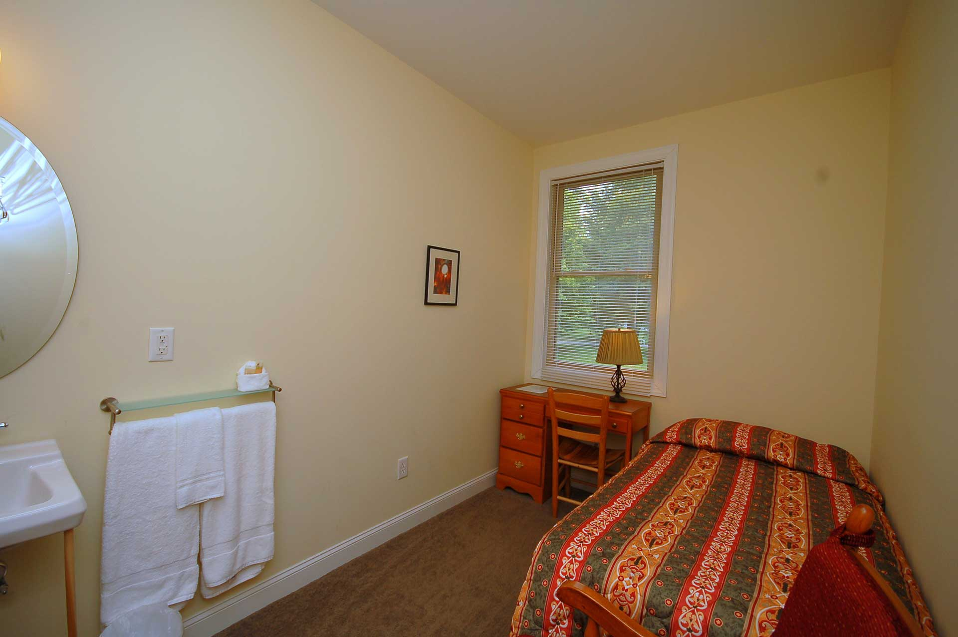 Retreat House (Private Room)
