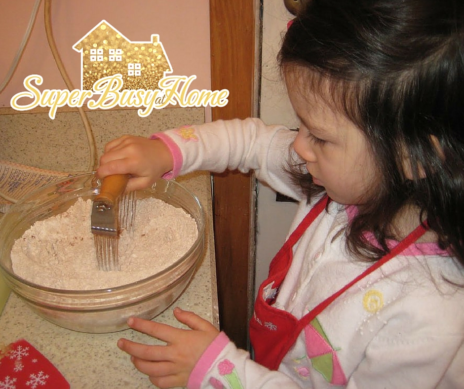 How to Cook with Your Kids without Losing Your Mind! Find out how at Super Busy at Home