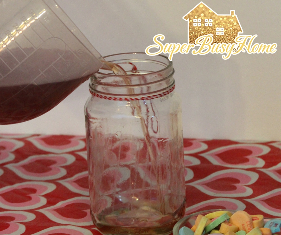 Treat your loved ones to these super easy and fun drinks!  Get the scoop at Super Busy at Home.