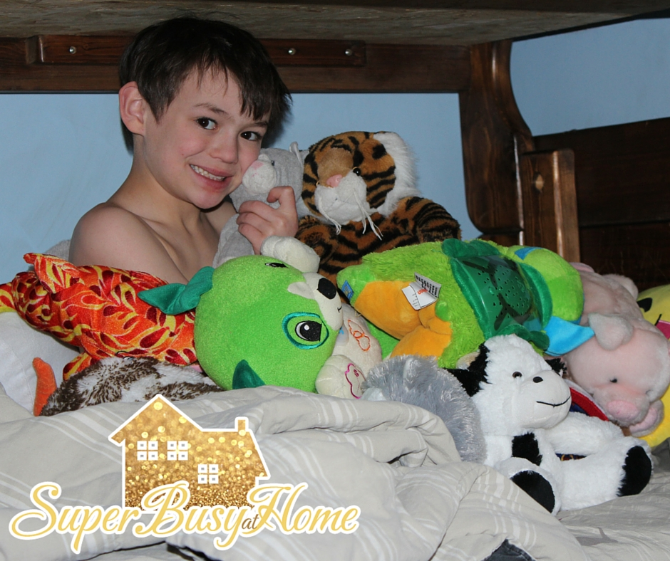 How Autism Has Made Me Aware. Super Busy at Home.