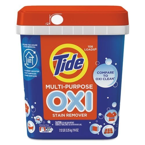 I Bought the Oxi-Clean and How I learned I don't need to search for the missing Piece.  Super Busy at Home.