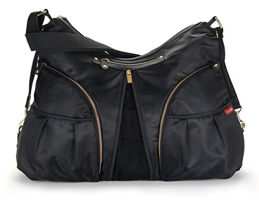 - I have this bag and really love it for vacations! It can become a cross body or a hobo style bag with adjusting the straps. It holds tons of snacks and provides a really soft cushiony case for my DSLR. So versatile!