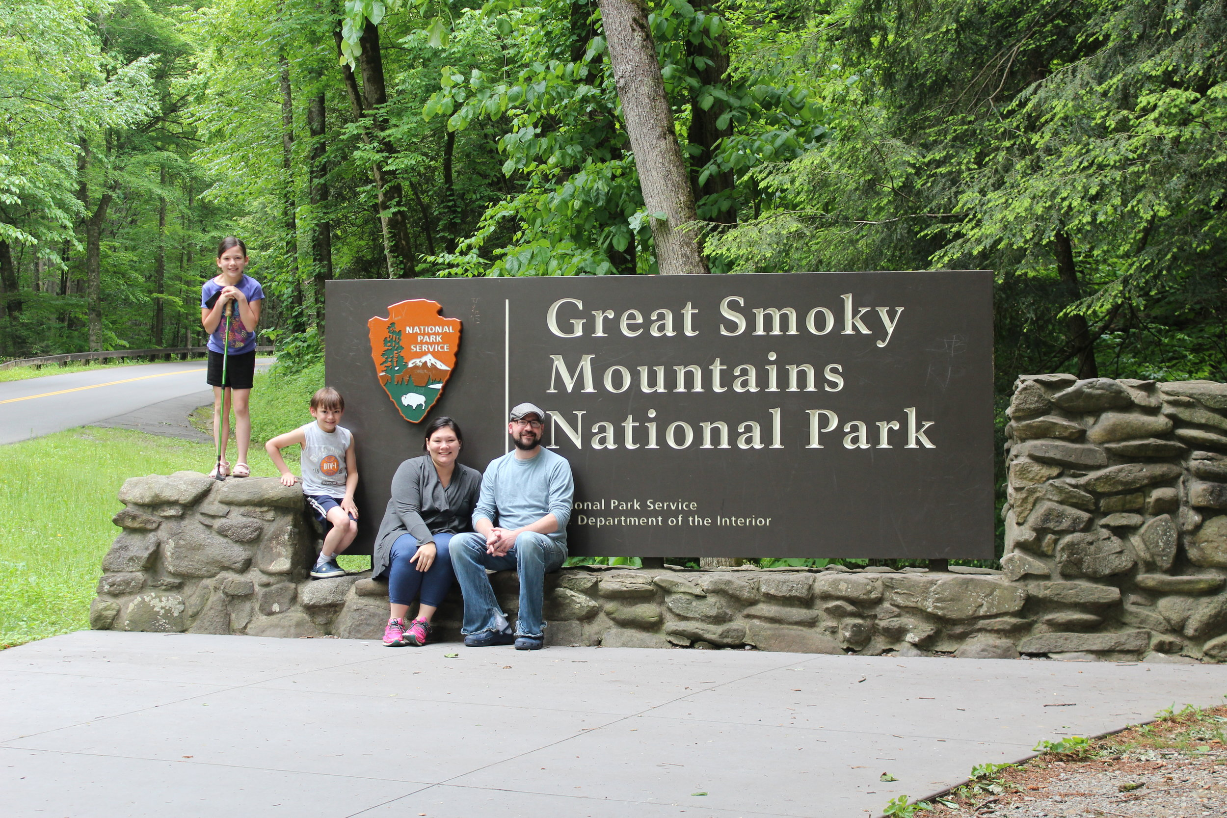 Do you ever wish someone would show you how to plan a road trip?  I am walking you through how I planned our trip to Georgia through the Great Smoky Mountains National Park.  It's a Step by Step Guide you can use to plan your next getaway!