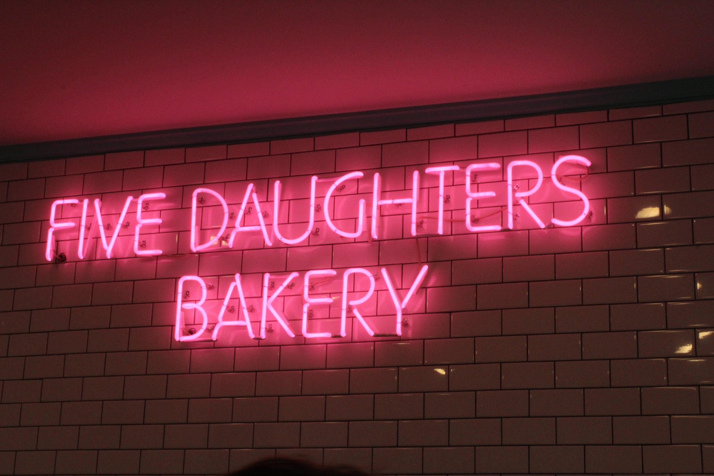 Great Kid Friendly Places to Visit Nashville like Five Daughters Bakery