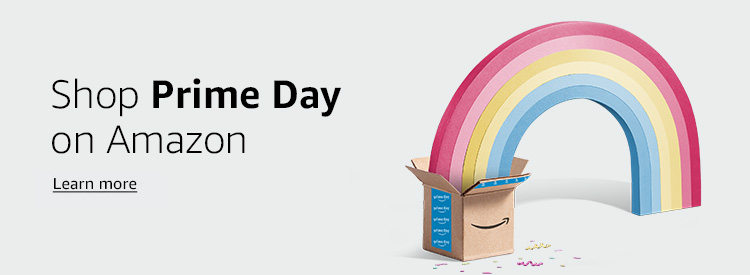 Amazon Prime Day July 15 & 16, 2019!