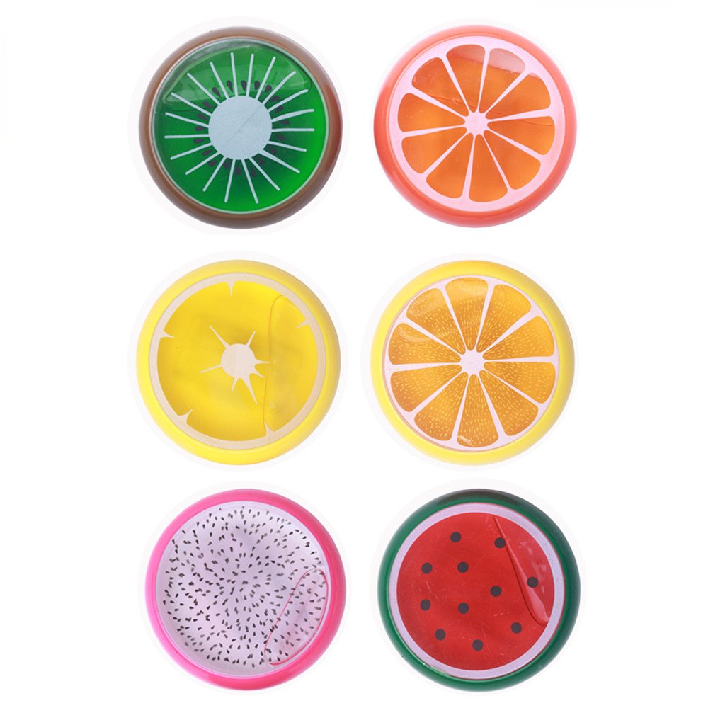 This fruit putty is so fun!