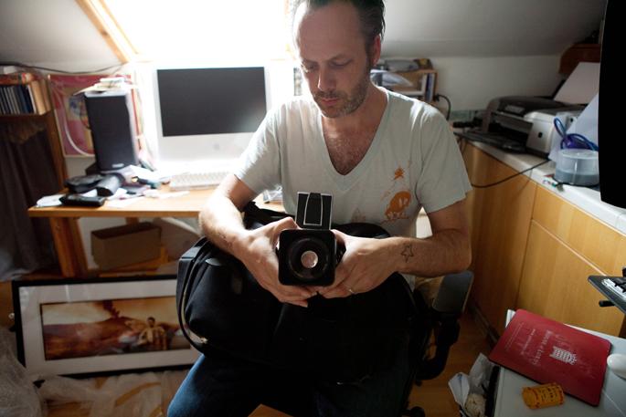 Steve Gullick