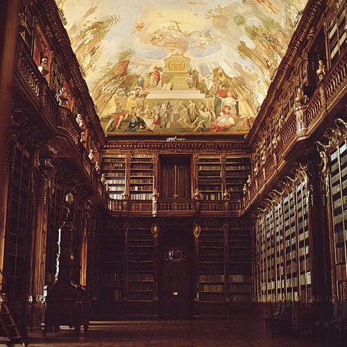 The Philosophical Hall, Strahov Monastery