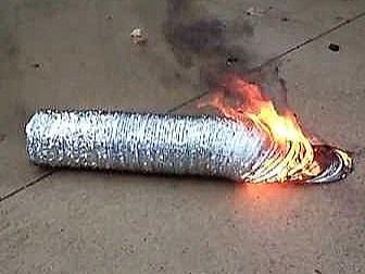 does lint burn.jpg