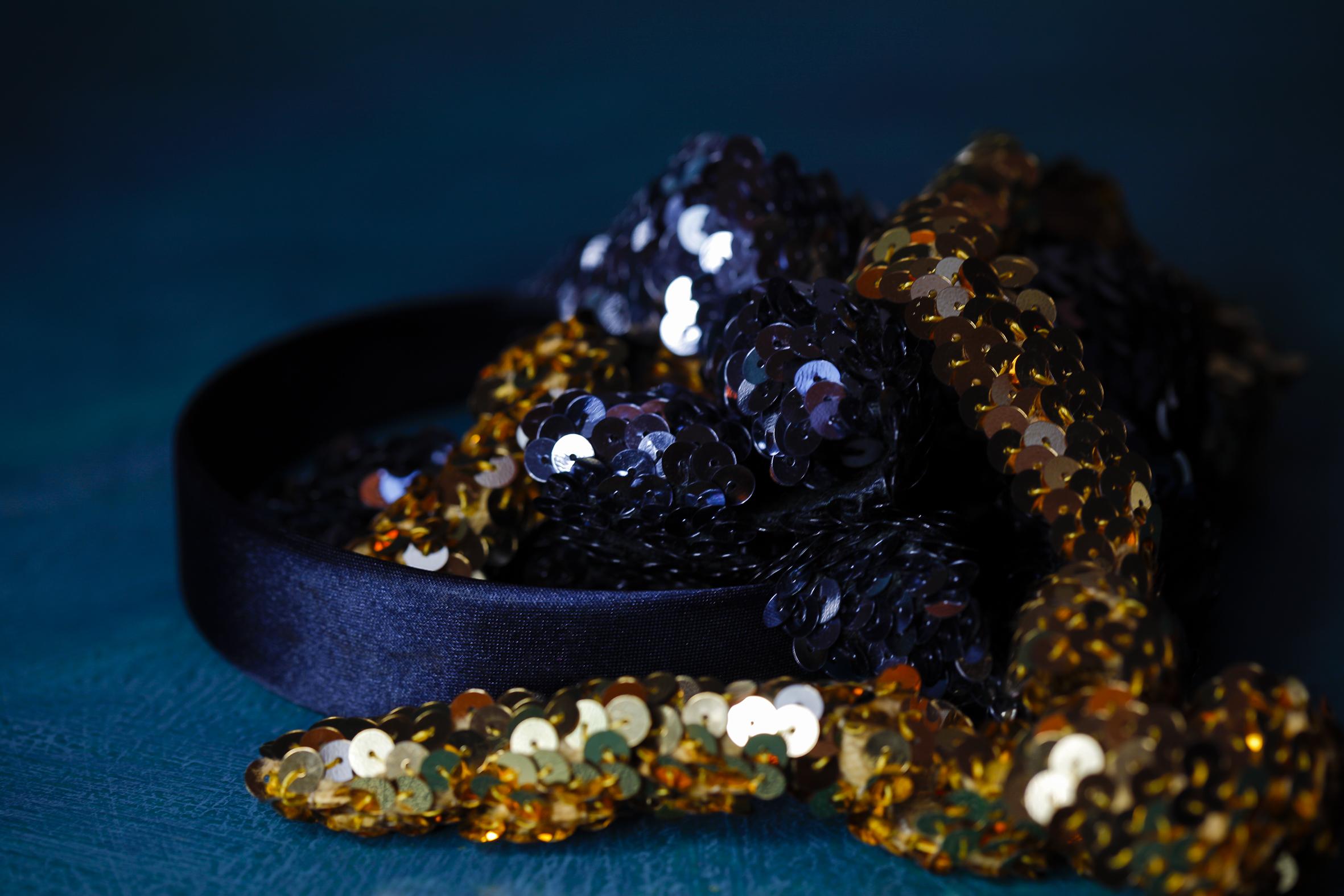 D&G inspired sequins & headband