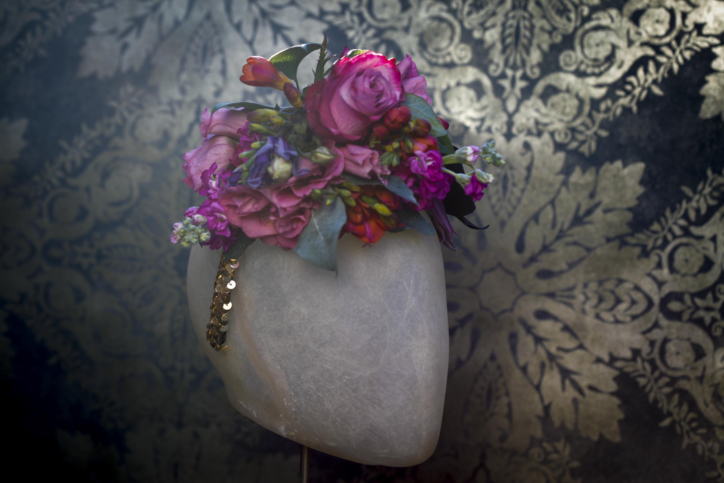 D&G inspired sequin headband