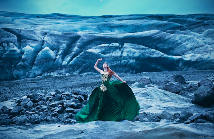 Photograph by Miss Aniela