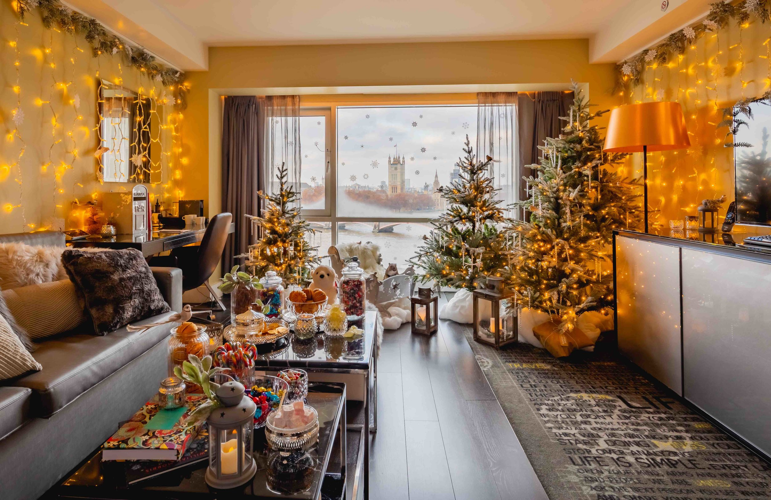 Park Plaza Riverside's ultimate Christmas Suite