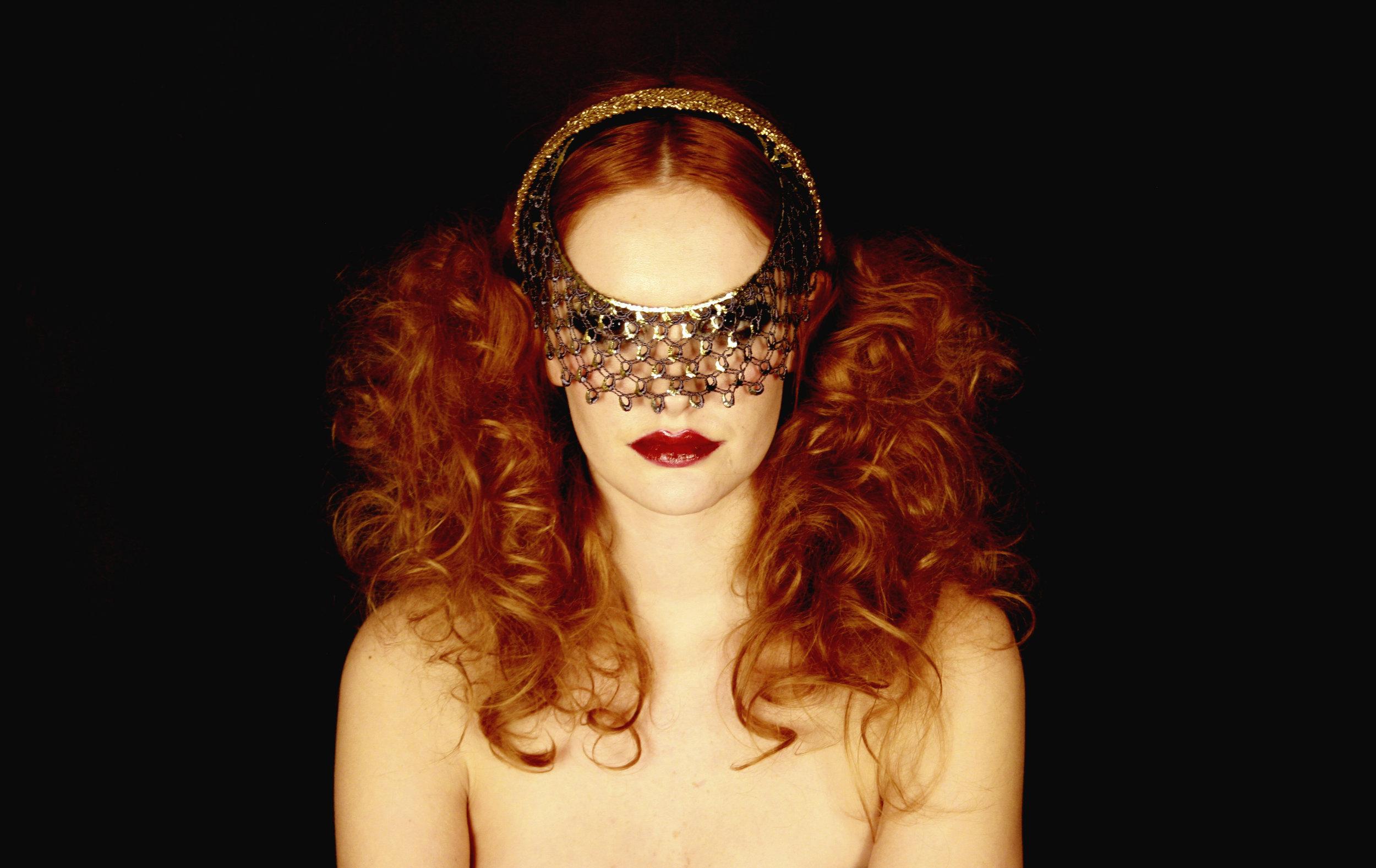 Bellatrix Headband & Veil