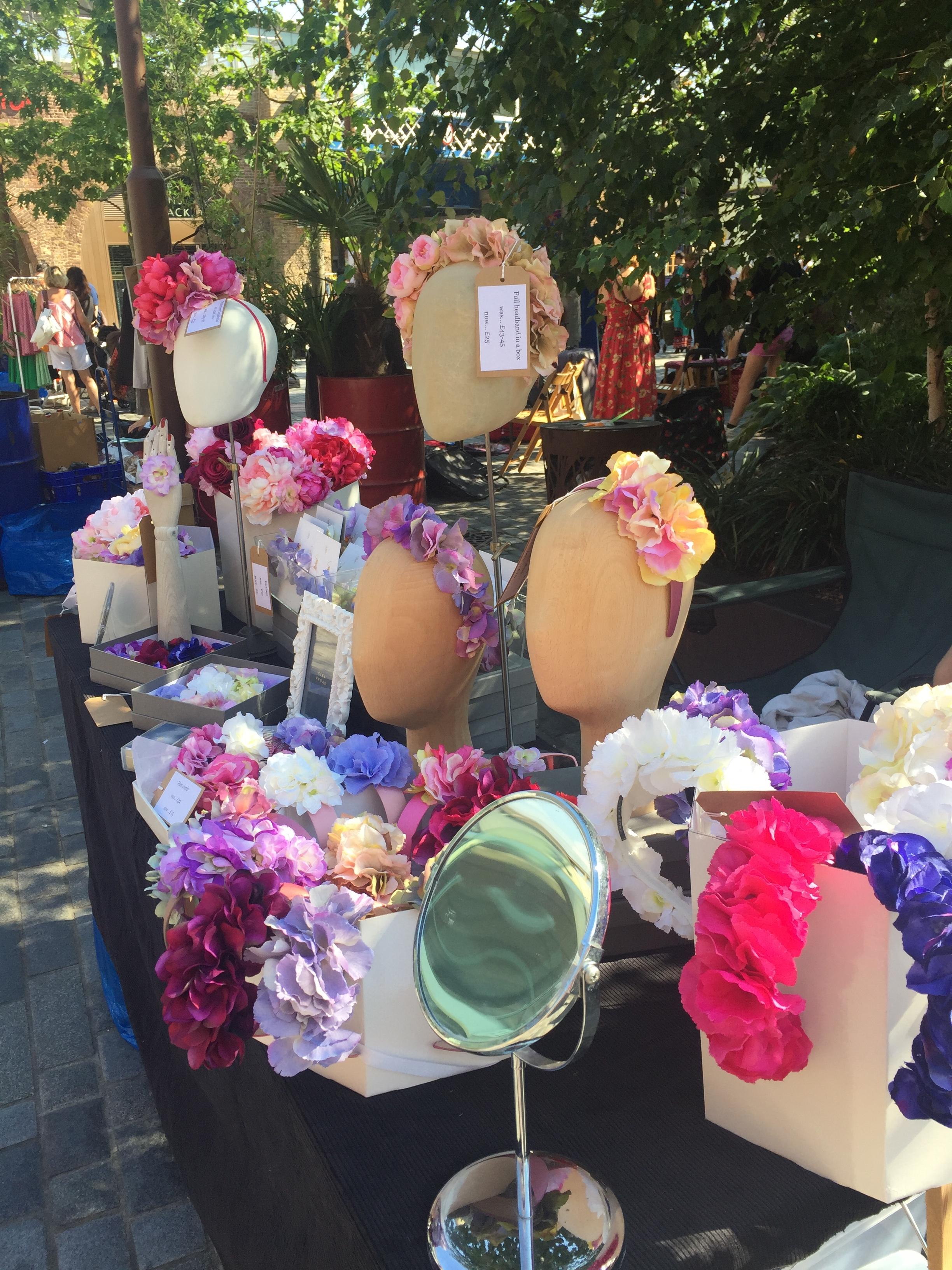 Clea Broad floral fashion