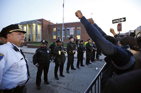 Baltimore, 2015 (Photo credit: AP/Alex Brandon)