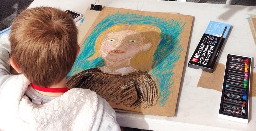 Ruby Chew Childrens Art Classes