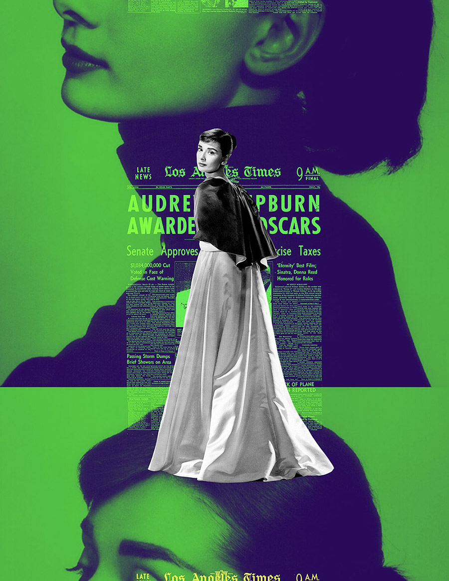10 BEAUTY ICONS OF HOLLYWOOD . POSTERS
