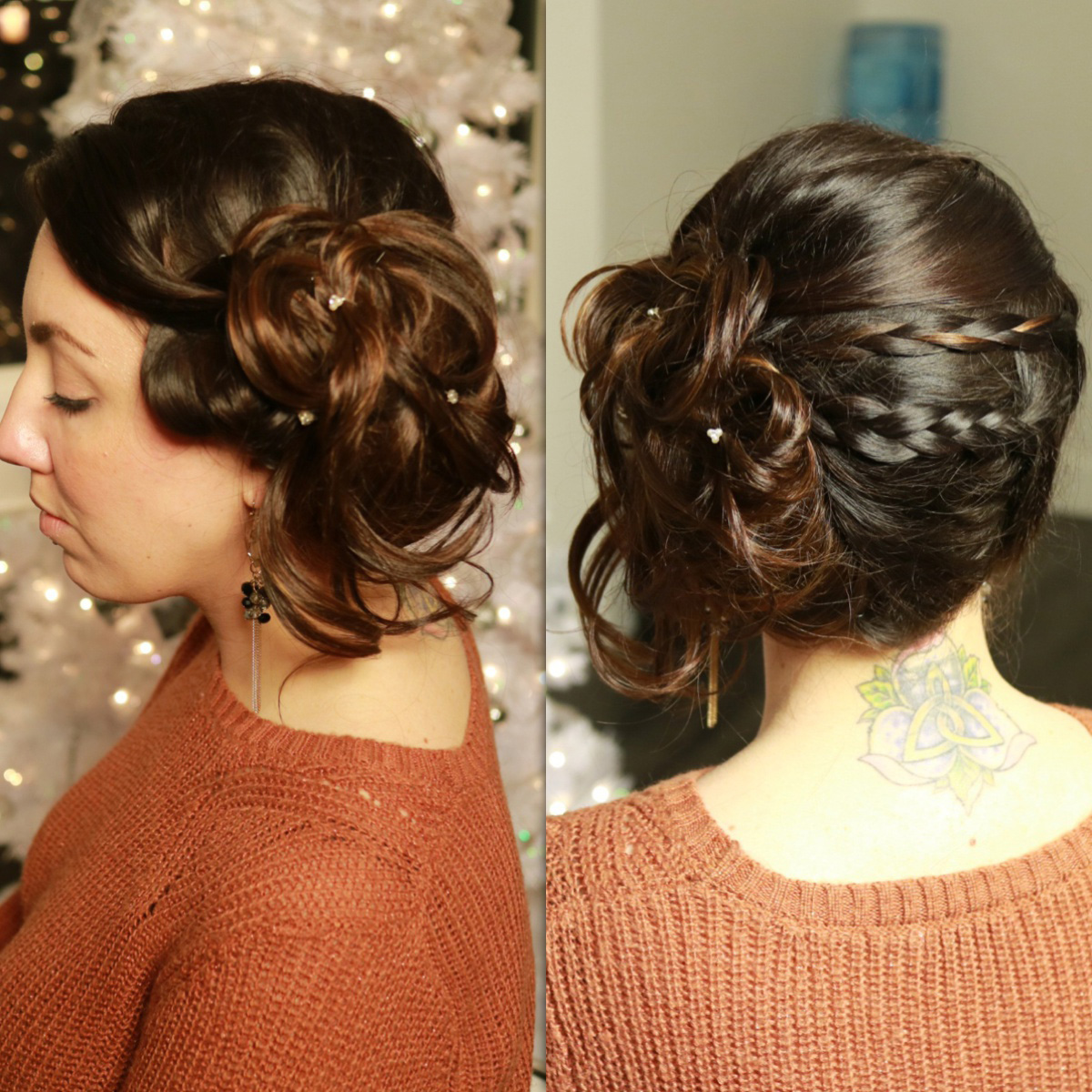 1920s holiday glam | Styled by Kathleen