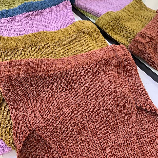 lots of #undies online and on sale :) 〰️ #knitwear #loungewear #handmade