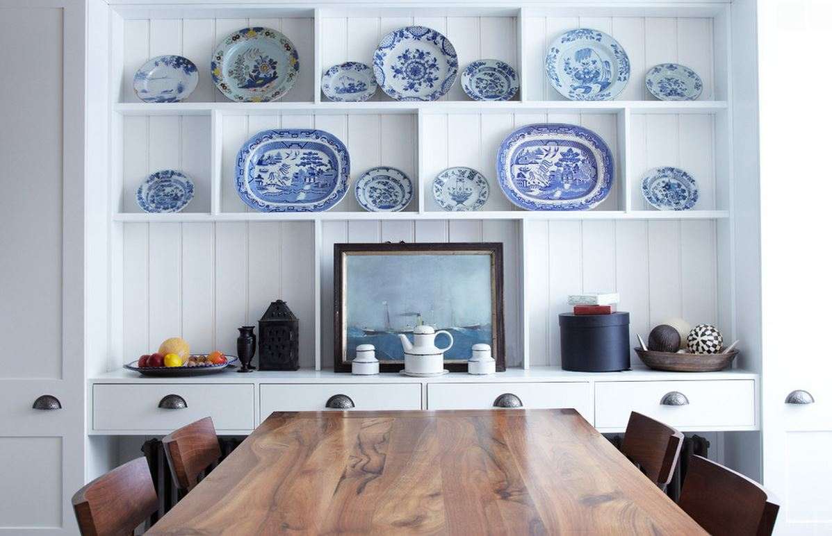Mary Hickey Interiors Plates