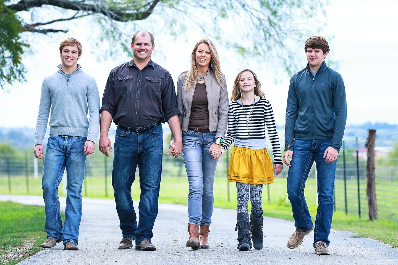 Seguin, TX family photographer